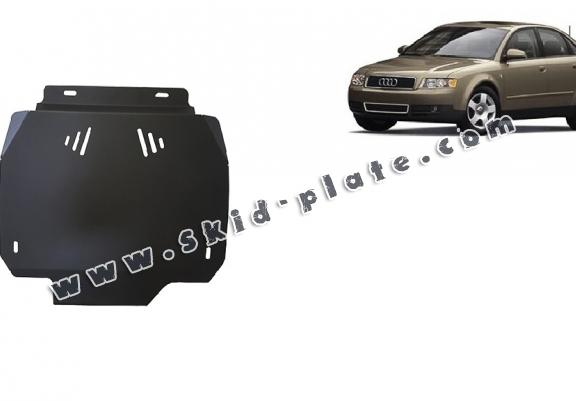 Steel automatic gearbox skid plate forAudi A4  B6