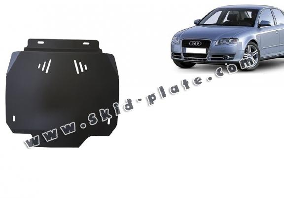 Steel automatic gearbox skid plate forAudi A4  B7