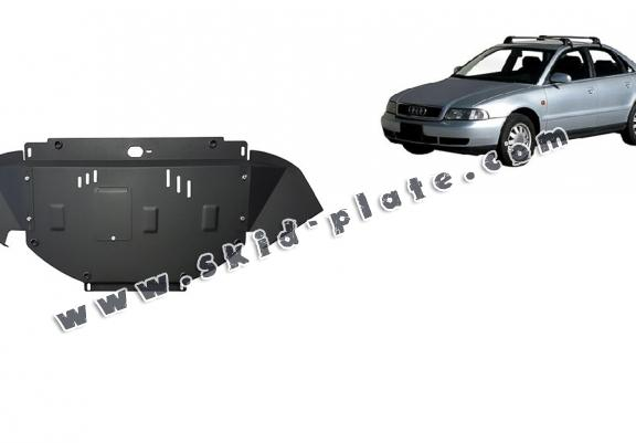 Steel skid plate for Audi A4  B5