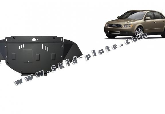 Steel skid plate for Audi A4 2, 1.9 Tdi