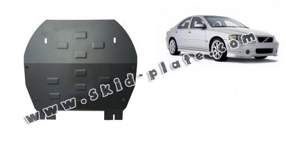 Steel skid plate for Volvo S60