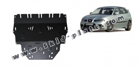 Steel skid plate for Seat Ibiza Diesel