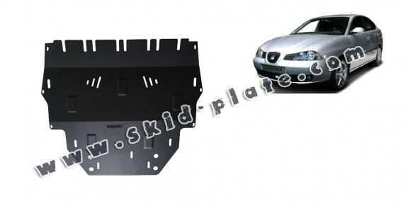 Steel skid plate for Seat Cordoba Diesel