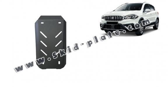 Steel diferential skid plate for Suzuki SX4