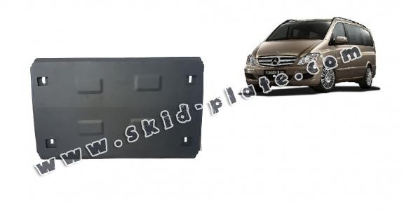 Steel skid plate for Mercedes Viano W639 - 2.2 D 4x2