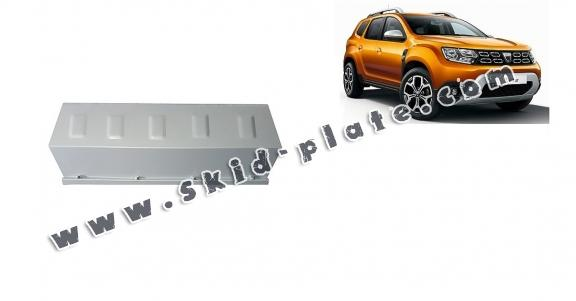 Steel front bumper plate for Dacia Duster