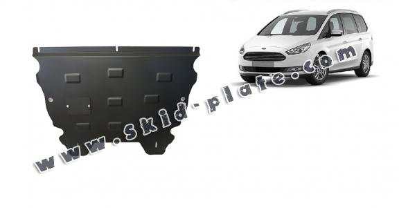 Steel skid plate for Ford Galaxy 3