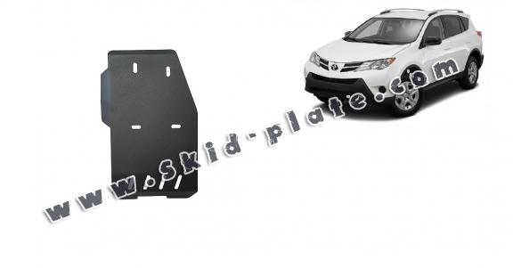Steel differential skid plate for Toyota RAV 4