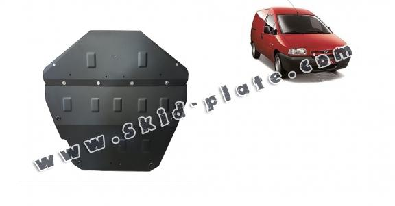 Steel skid plate for Citroen Jumpy
