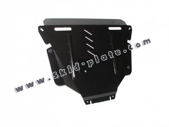 Steel skid plate for Honda CR-V