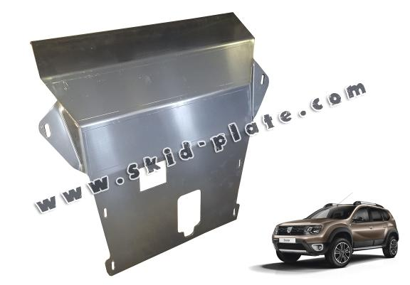 Aluminum skid plate for Dacia Duster