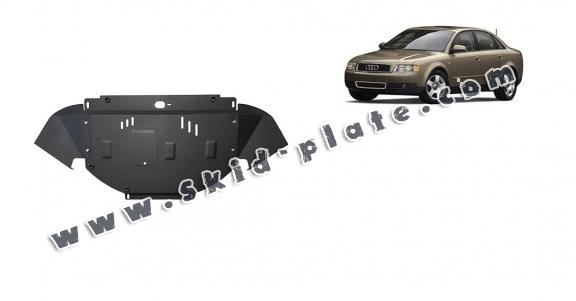 Steel skid plate for Audi A4  B6, 1.9 Tdi