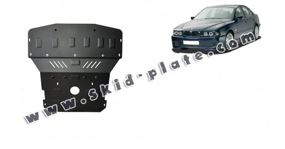 Steel skid plate for BMW Seria5 E39