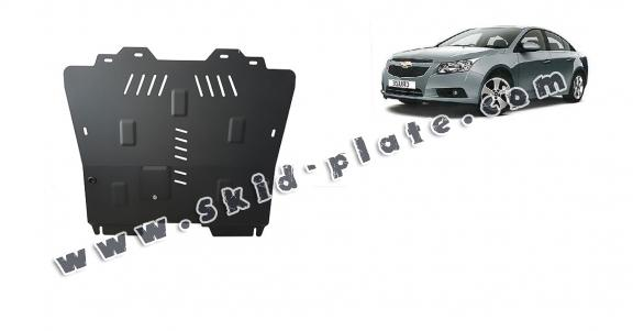 Steel skid plate for Chevrolet Cruze