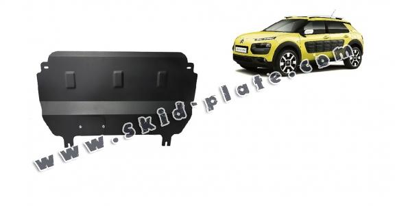 Steel skid plate for Citroen C4 Cactus