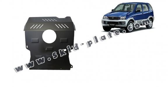 Steel skid plate for Daihatsu Terios