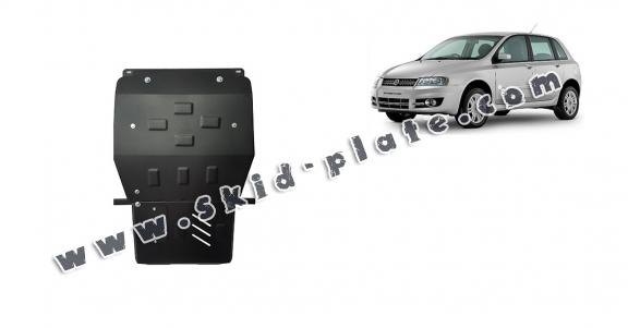 Steel skid plate for Fiat Stilo