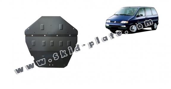 Steel skid plate for Fiat Ulysse