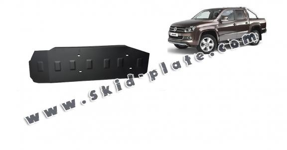 Steel fuel tank skid plate  for Volkswagen Amarok