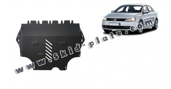 Steel skid plate for Volkswagen VW Jetta