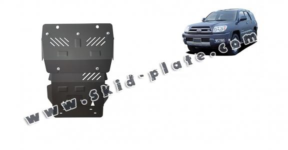Steel skid plate for Toyota 4Runner