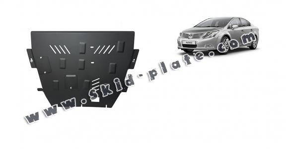 Steel skid plate for Toyota Avensis
