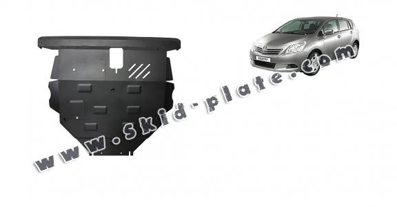 Steel skid plate for Toyota Corolla Verso