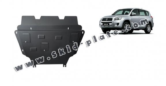 Steel skid plate for Toyota RAV 4 diesel