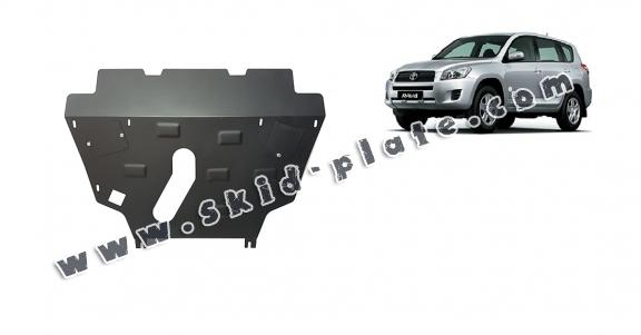 Steel skid plate for Toyota RAV 4 petrol