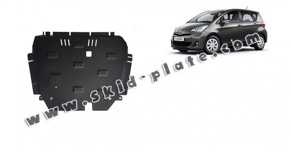 Steel skid plate for Toyota Verso