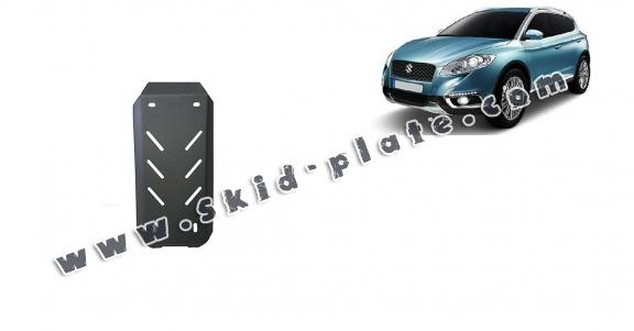Steel diferential skid plate for Suzuki S-Cross - 4WD