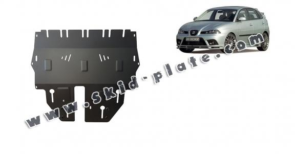 Steel skid plate for Seat Ibiza Petrol