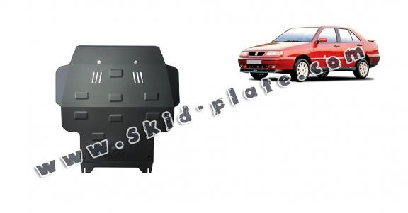 Steel skid plate for Seat Toledo 1