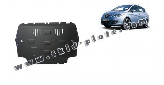 Steel skid plate for Seat Toledo 3