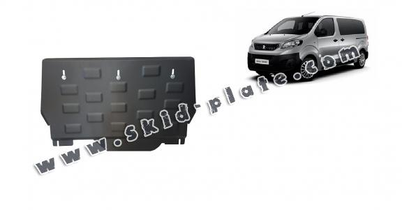 Steel skid plate for Peugeot Expert Panel Van