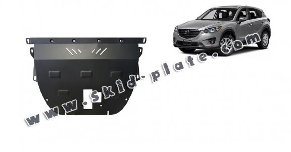 Steel skid plate for Mazda CX5