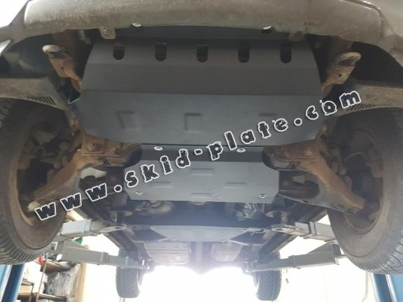Steel gearbox skid plate for Kia Sorento