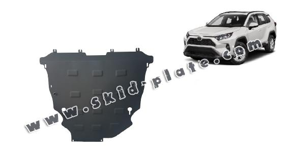 Steel skid plate for Toyota Rav4