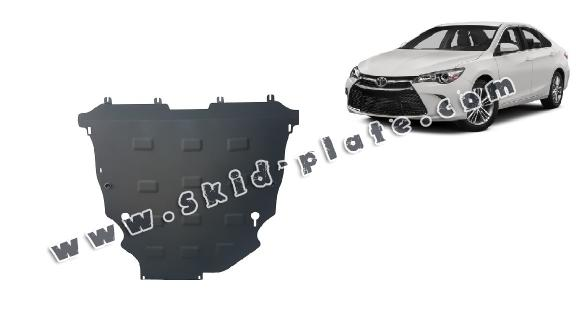 Steel skid plate for Toyota Camry
