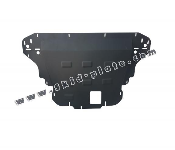 Steel skid plate for Ford Focus 4