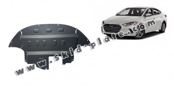 Steel skid plate for  Hyundai Elantra