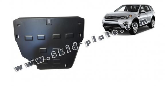 Steel skid plate for Land Rover Discovery Sport