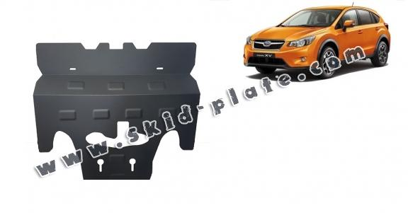 Steel skid plate for Subaru  XV