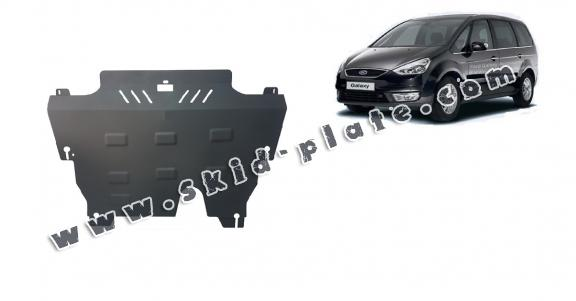 Steel skid plate for Ford Galaxy 2