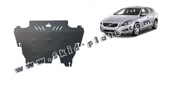 Steel skid plate for Volvo  V60