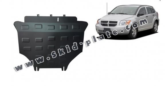 Steel skid plate for Dodge Caliber