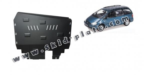 Steel skid plate for Ford Galaxy 1