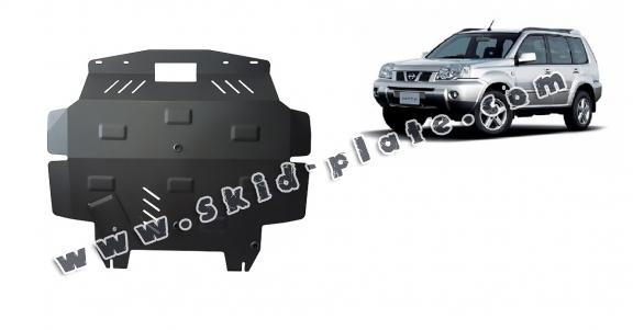 Steel skid plate for Nissan X-Trail T30
