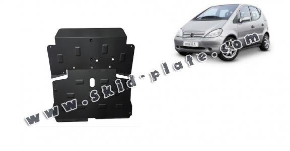 Steel skid plate for Mercedes A-Classe W168
