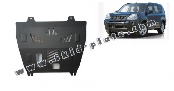 Steel skid plate for Nissan X-Trail T31